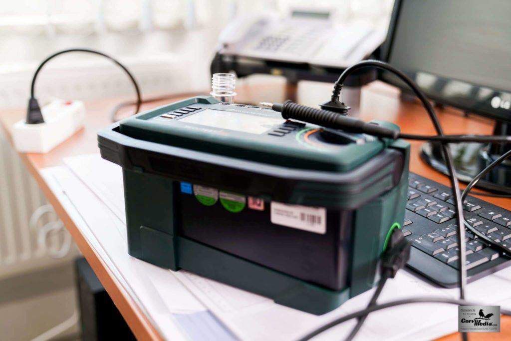 Elektropruefung DGUV V3