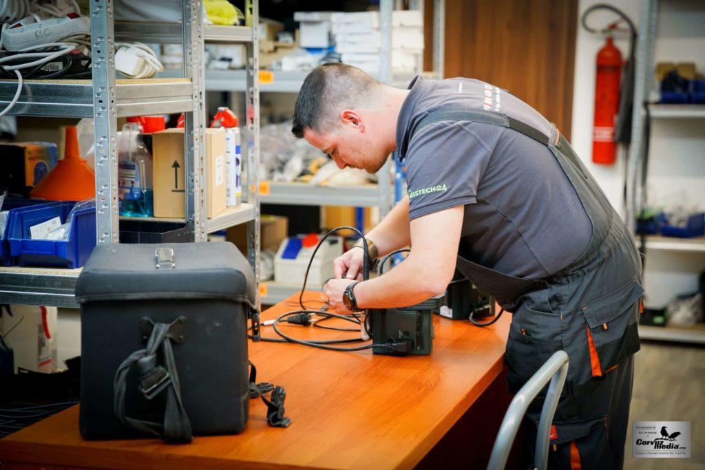 DGUV V3 Elektropruefung