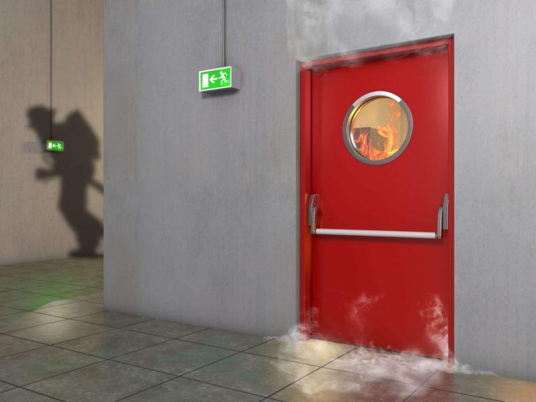 Prüfung von Brandschutztüren günstig