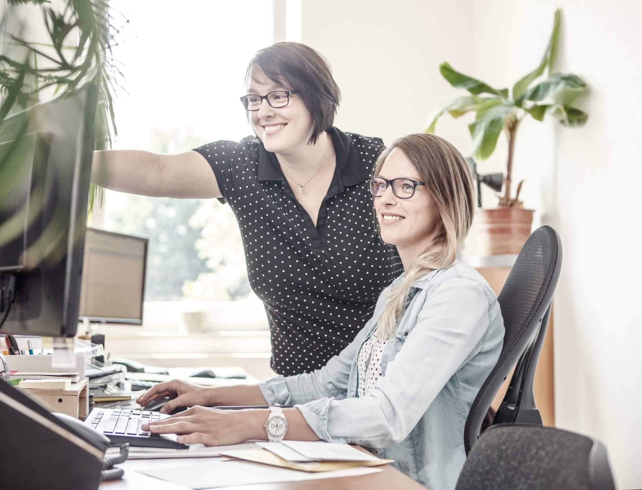 Ausbildungsplätze - Kauffrau-mann für Büromanagement Roßleben