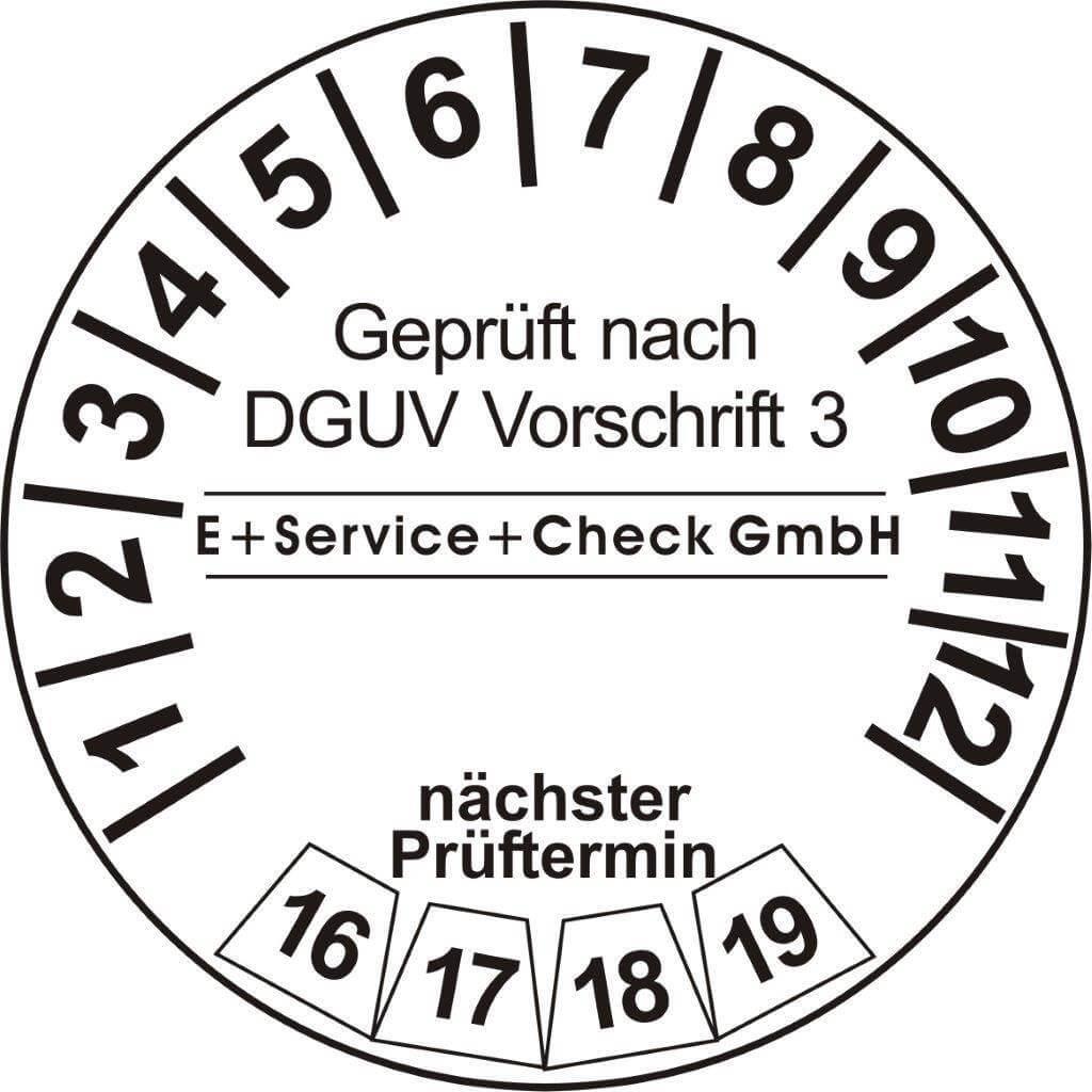 BGV A3 Prüfung Wilhelmshaven