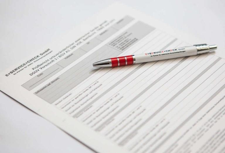 Betriebssicherheitsverordnung Prufbericht