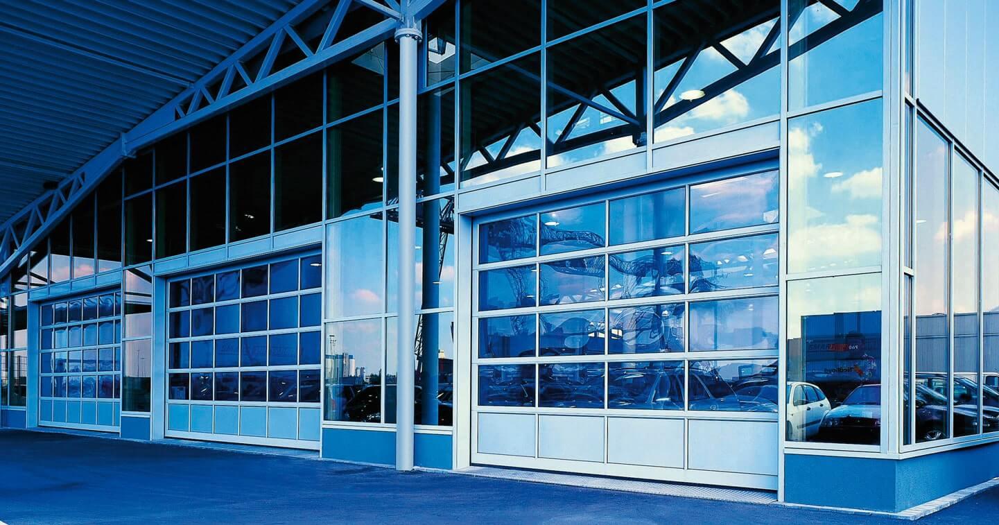 Prüfung kraftbetätigter Türen und Tore