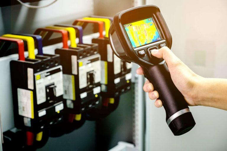 thermografie in öff. Einrichtungen