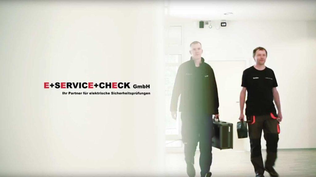 E+Service+Check GmbH - Ihr Partner für elektrische Sicherheitsprüfungen