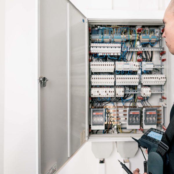 Stromkreisprüfung nach dguv