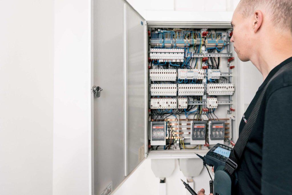 Prüfung elektrischer anlagen nach dguv