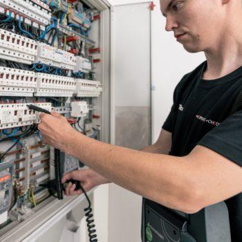 Prüfung Elektrogeräte in Firmen günstig