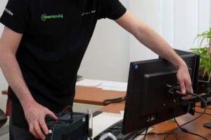 Überprüfung elektrischer Geräte für Facility Manager Sicherheitsprüfung
