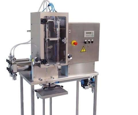 Prüfung eine Maschinen nach EN 60204