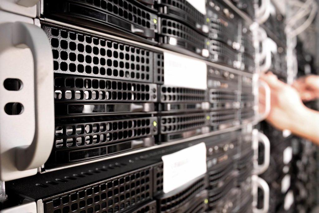 Prüfung von Servern