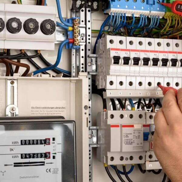 Die Prüfung elektrischer Anlagen