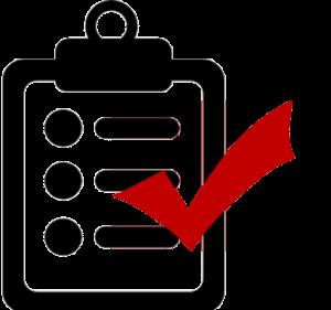 Prüfung Regalanlagen checkliste