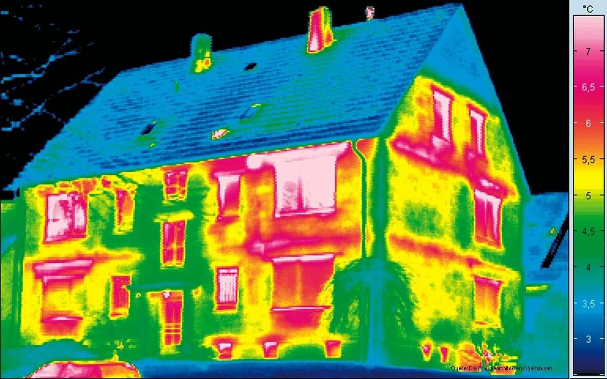 Thermografie Remseck am Neckar